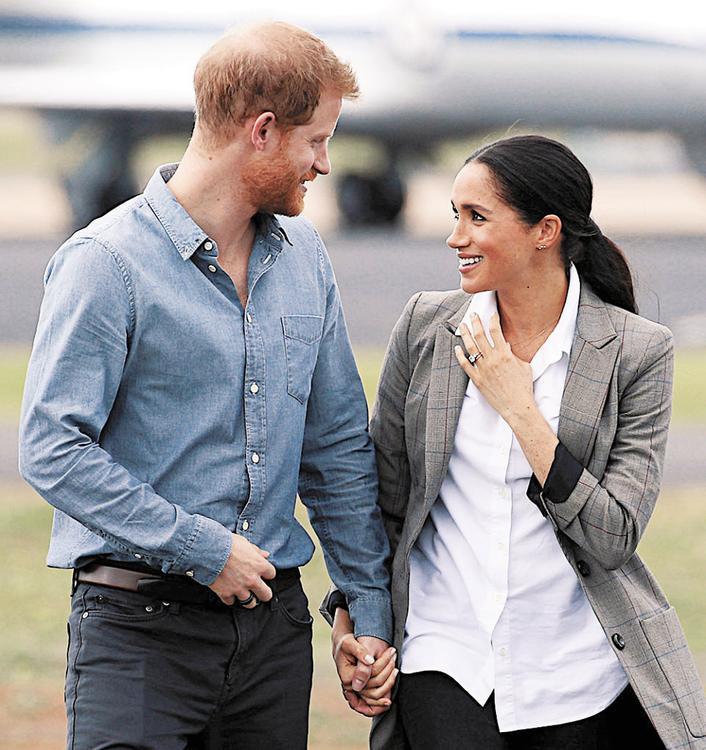 Скандал в королевском семействе