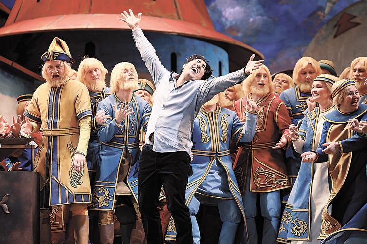 Былинная опера для новых русских и не только…
