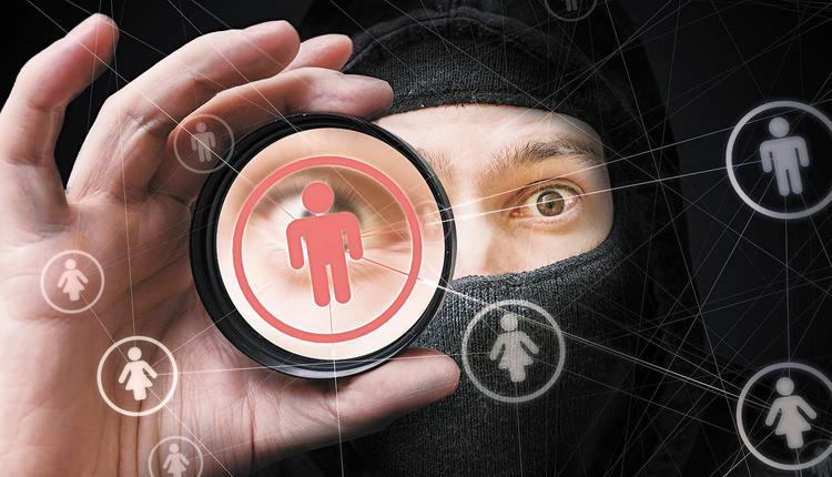 Соцсеть – находка для агента