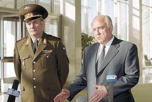Как генерал Квашнин НАТО «одолел»