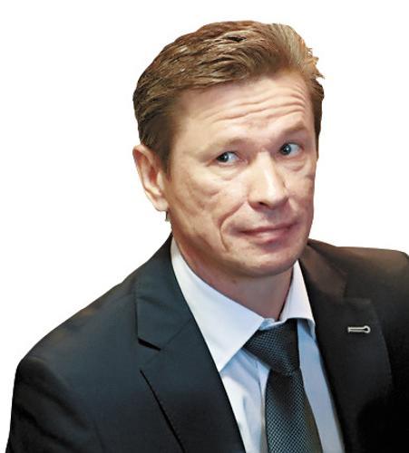 Легенда хоккея Вячеслав Быков: хочу жить 120 лет