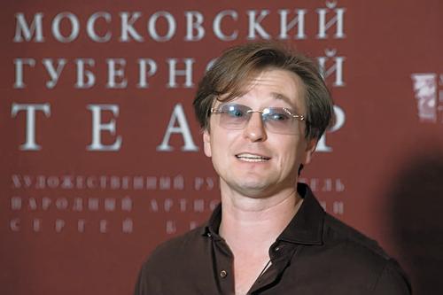 Театральное «весёленькое дело» Сергея Безрукова