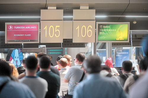 Россия возобновила авиасообщение на десяти направлениях
