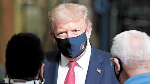 Пока политики прогнозировали смерть Трампа от COVID-19, президент США покинул больницу