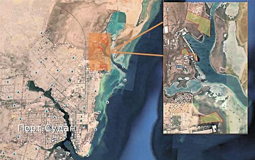 База в Порт-Судане: российский флот возвращается в океан