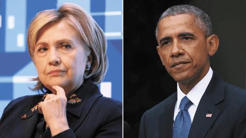 Барак Обама о Билле Клинтоне: «мужчина без определенных занятий и места жительства»