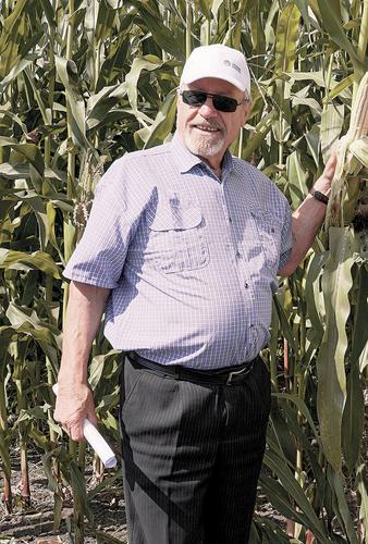 Семеновод Николай Жуков создал уникальную технологию обработки зерна