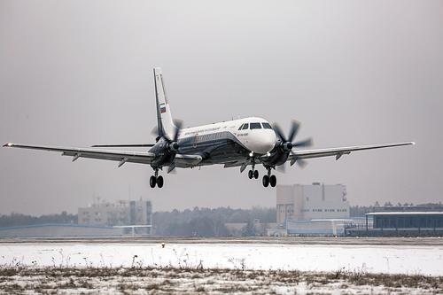 Ил-114  оснастили новыми двигателями, РЭО и салоном