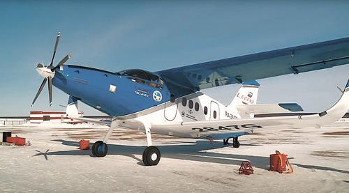 Каким быть «кукурузнику» XXI века? Что известно о самолете «Байкал»