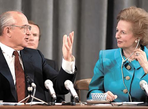 На кого работали Мартин Борман, Михаил Горбачёв и Дональд Трамп