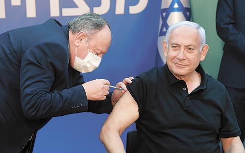 Спецоперация «Вакцинация»: как глава Моссада использует в своих целях пандемию коронавируса