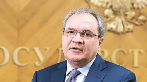 Глава СПЧ Валерий Фадеев: доступ к персональным данным должен быть только по согласию