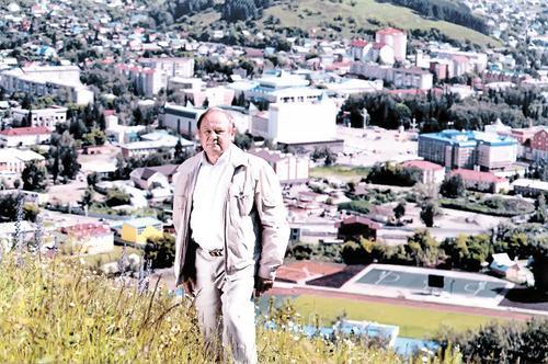 Экс-глава Горно-Алтайска Виктор Облогин: «Мне кажется, мы растим поколение потребителей»