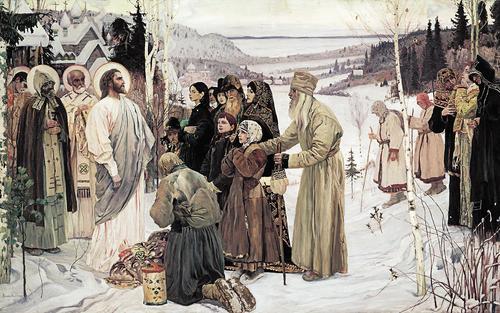 Доцент МГУ Шишкин о Святой Руси и богоизбранных народах