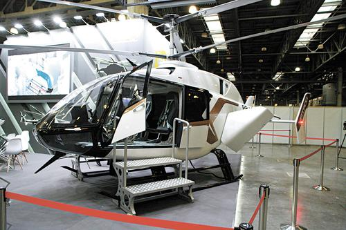 HeliRussia-2021: новинки вертолетной индустрии