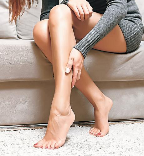 Массаж и баня вредны при варикозе