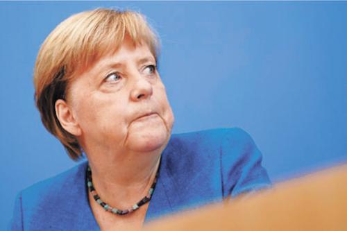 В канун 80-летия нападения гитлеровцев на СССР Меркель поблагодарила Горбачева за воссоединение Германии