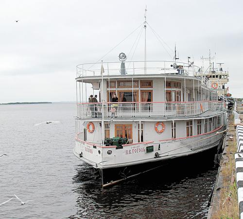 После катастрофы «Булгарии» российский речной флот стал старше на 10 лет