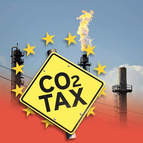 Российский экспорт попадет под «углеродный налог»