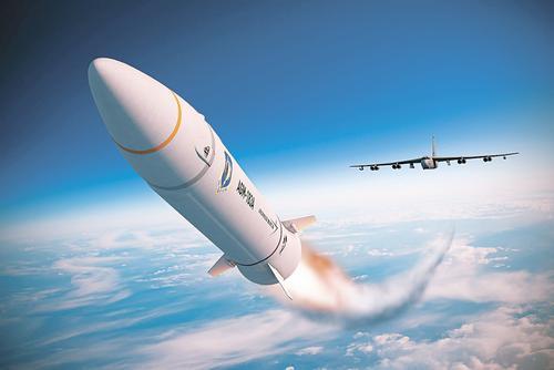 В США состоялись испытания авиационной гиперзвуковой ракеты AGM-183A ARRW