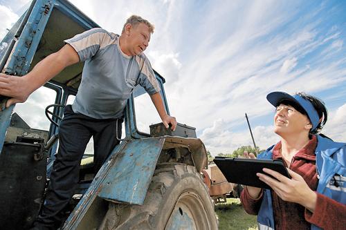 В России стартует сельскохозяйственная перепись
