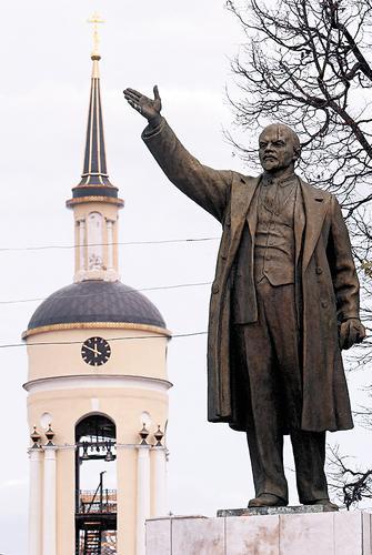 Историк Сергей Волков — о «терроризме» в российской топонимике