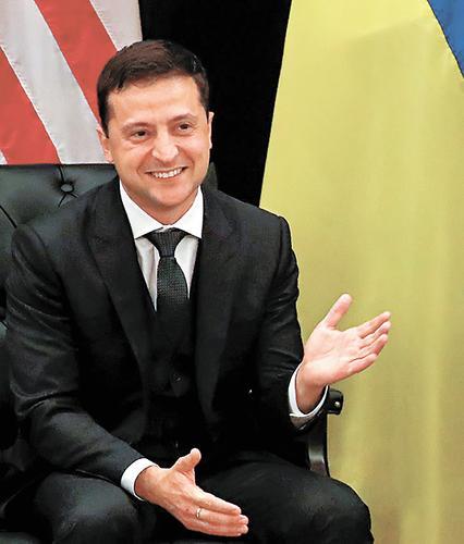 Зеленский назвал украинскую разведку лучшей в мире