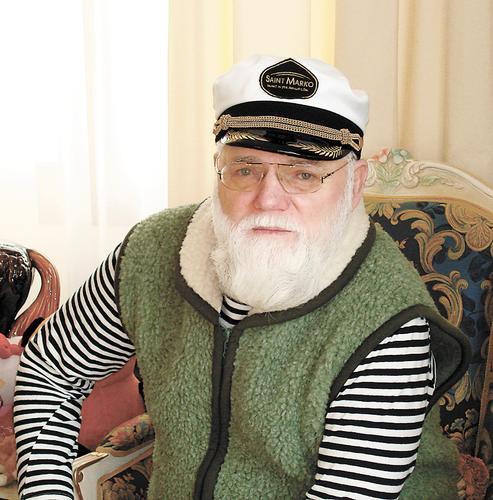 Писателю Виктору Слипенчуку исполнится 80 лет