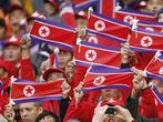 В Северной Корее считают, что сборная КНДР по футболу вышла в финал (ВИДЕО)