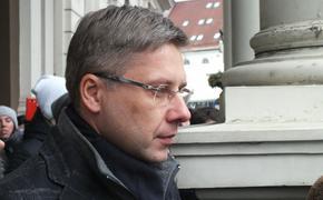 Экс-мэр Риги Нил Ушаков хочет получить на выборах в ЕП три мандата