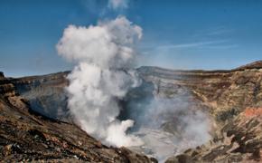 Движение неподалеку от Токио перекрыли из-за опасности извержения вулкана
