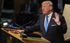 """Трамп заявил, что планирует вторгаться в страны """"экономически"""""""