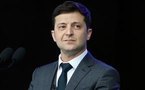 Владимир Зеленский официально вступил в должность президента Украины
