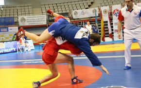 На чемпионате Европы по самбо россияне – первые