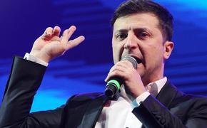 Зеленский назвал задачей №1 - восстановление мира на Донбассе