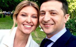 Новая первая леди Украины Елена Зеленская опубликовала фото с инаугурации Владимира Зеленского