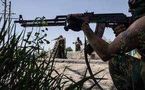 Силы ДНР и ЛНР ответили уничтожением украинских военных на удары ВСУ по Донбассу