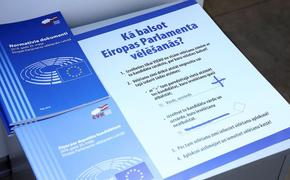 В Латвии началось предварительное голосование в Европарламент. Русскоязычные избиратели  дезориентированы