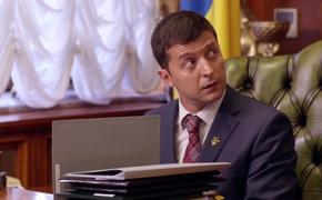"""""""Неудобно"""", - пожаловался Зеленский на президентское кресло"""