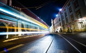 Произошло задымление в трамвае с пассажирами на юго-западе Москвы