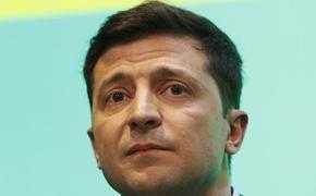 Зеленский не будет проводить переговоры с Россией