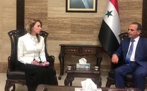 Наталья Поклонская объяснила, почему Россия не может уйти из Сирии