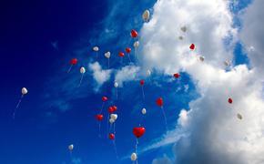 Выпускникам посоветовали не запускать воздушные шарики