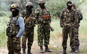 Стала известна боевая задача попавших в плен к Народной милиции ДНР военных ВСУ