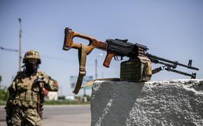 Видео «утонченного уничтожения» БМП ополченцев Донбасса выложил украинский фонд