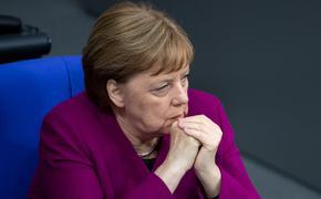 Меркель отреагировала на информацию об отставке Мэй