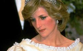 Выставка о последних часах жизни принцессы Дианы откроется в США