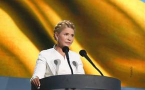 Тимошенко не оценила идею Зеленского «договориться» с Россией