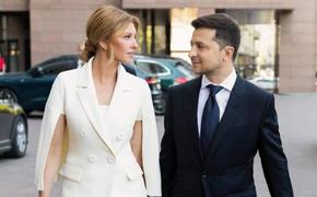 Новая первая  леди Украины Елена Зеленская - кто она?