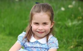 Стало известно домашнее прозвище британской принцессы Шарлотты